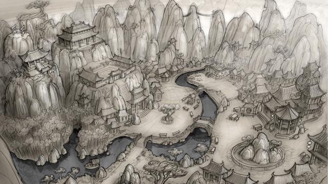 Project Highlight - Kung Fu Panda World